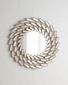 Shop Swirl Mosaic Mirror at Horchow, where you'll find new lower shipping on hundreds of home furnishings and gifts. Wall Mirrors Entryway, Small Wall Mirrors, Lighted Wall Mirror, Silver Wall Mirror, Rustic Wall Mirrors, Round Wall Mirror, Mirror Bathroom, Mirror Mirror, Fancy Mirrors