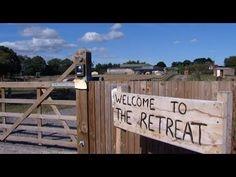 A day at the vegan-run animal sanctuary - The Retreat.