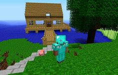 Awesome Minecraft house