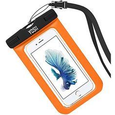 Kobert Waterproof Case (Pro Green) - Fits iPhone 6s, 6s Plus, 5, Samsung Galaxy s7, s7 Edge, s6, s6 Edge, s5, Note 4, LG G5 - Green Strap & Armband