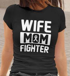 💝 Wife Mom Fighter Graphic T-Shirt! 😘 Sandbox Graphic Tees, 40% Off Today! ❤ SandboxShirts.com Etsy Shop  #graphictees #tshirt #tshirtprint #coolgift #birthdaygift #wife #mom