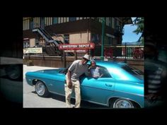 1968 Chevy Impala + The Dukes Family-  Beautiful Sunday afternoon and we decided to drive around Whitefish. Jackie Blu was the Star of the Show but we were glad to be her co-stars.