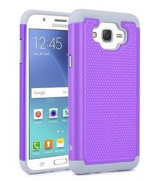 Samsung Galaxy J7 2016 Phone Cell Android Phone Case Accessories Violet