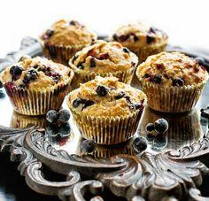 Muffiny s ovsenými vločkami | mňamky-recepty.sk |na každý deň
