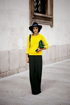 Simple, fashion and elegant.