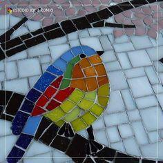 Mosaicos do Estúdio Joe &Romio #birds #mosaics   Flickr - Photo Sharing!