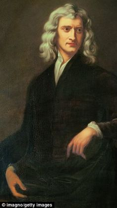 Revealed: The occult obsessions of Britain's greatest scientist Sir Isaac Newton    By Damien Gayle