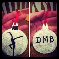 Dave Matthews Band ornaments. For sale... $13 see @lottaluvsox on twitter if interested.