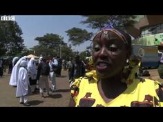 Obama in Kenya: Young people 'inspired' by US president | BBC News Today...