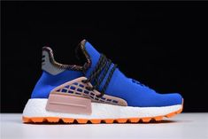 0cb3f78ff Pharrell Williams x adidas Hu NMD Inspiration Purple Pink Black For Sale-5