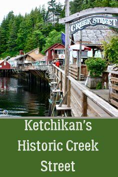 Ketchikan Alaska, Married Man, Trap Door, Red Light District, Alaskan Cruise, Cruise Outfits, Alaska Travel, Caribbean Cruise, Disney Cruise