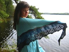 Camilla by Gina House/Sleepy Eyes Knits for The Plucky Knitter