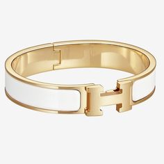 May 2020 - Enamel bracelet with gold plated hardware Hermes Bracelet, Hermes Jewelry, Mom Jewelry, Cute Jewelry, Luxury Jewelry, Jewelry Bracelets, Jewelery, Jewelry Accessories, Fashion Jewelry