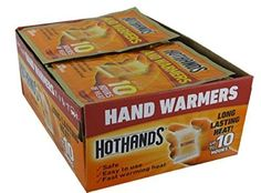 80 Heatmax Hand Warmers Hot Hands 2 Handwarmers by Handwarmers >>> Click image to review more details.