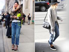Spotted: Baggy Blues