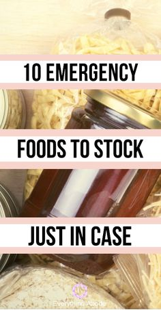 Emergency Preparedness Kit, Emergency Preparation, Emergency Food, Emergency Candles, Survival Food, Emergency Binder, Survival Prepping, In Case Of Emergency, Survival Skills