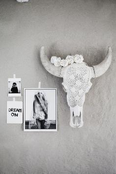 Hannah Lemholt's skull photography