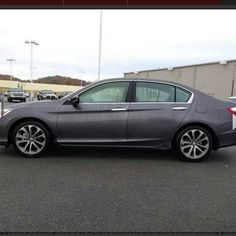 """2014 Honda Accord Sport at #GrindstaffKia  http://www.jckia.com/used-Johnson+City-2014-Honda-Accord-Sport+-1HGCR2F5XEA110736"""