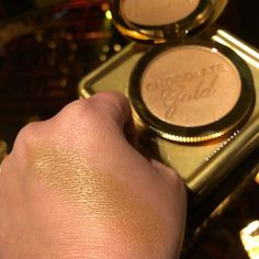 Too Faced Chocolate Gold Soleil Bronzer Holiday 2017 ...