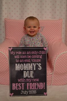 66 Trendy Baby Reveal Ideas For Family Announce Pregnancy Friends Second Baby Announcements, Big Sister Announcement, Baby Number 2 Announcement, Sibling Pregnancy Announcements, Pregnant Announcements, Gender Announcements, 2nd Baby, Baby Boy, July Baby