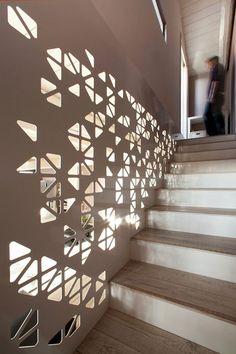 geometric figures walls