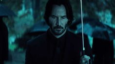 Keanu as John Wick