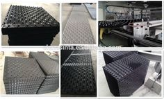 750*800 cooling tower fill