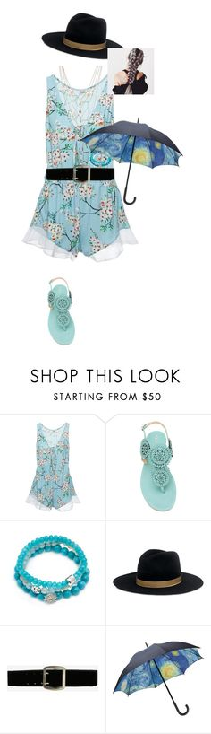 """""""Untitled #924"""" by tumblristicdaisies on Polyvore featuring Cosabella, Unützer, Anzie, Janessa Leone, Express and Ettika"""