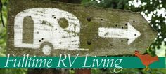 LOVE this blog she talks about living full time in an RV/Camper situation. She has amazing advice and tips!