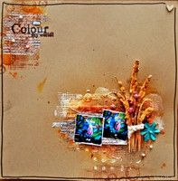 A Project by VibekeHarila from our Scrapbooking Gallery originally submitted 01/20/13 at 11:14 AM