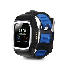 Smart Sport Fitness Watch GT68 Waterproof Dustproof with Heart Rate Monitor GPS Physical Compass SIM Card Camera NFC An-ti lost Digital Guru Shop
