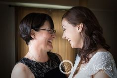 Mum and daughter in the cottage at Ohariu farm. New Zealand #wedding #photography. PaulMichaels of Wellington http://www.paulmichaels.co.nz/