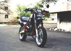 www.xt600.de Yamaha XT 600 Super Moto Bilder Super-Moto Supermoto.