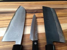 Japanese kitchen knives handmade beautiful