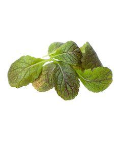 Mustard Greens: