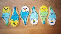 budgie cookies