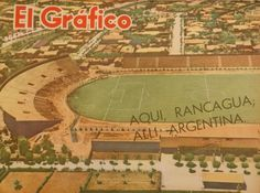 Estadio Rancagua (Chile). 30 de Mayo de 1962