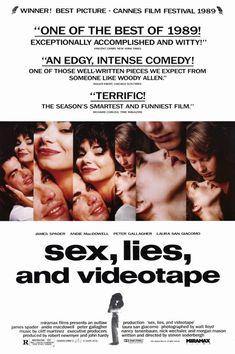 Sex, Lies, and Videotape(1989)