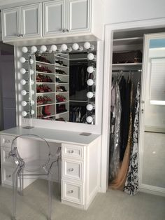 20 Incredible Small Walk-in Closet Ideas & Makeovers, #inspirational #walk-in #closet #ideas Tags: walk in closet ideas diy walk in closet ideas cheap walk in closet ideas with vanity walk in closet ideas on a budget walk in closet ideas for small spaces walk in closet ideas wire shelving