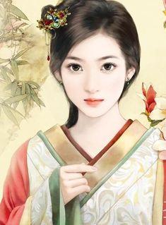 paintings of oriental women - Google Search