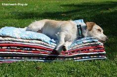 Hundedecke, free tutorial, Gratis Anleitung, dog blanket, Nähen für den Tierschutz, nähen, sewing, Freebook