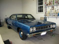 1968 Plymouth Road Runner Maintenance/restoration of old/vintage vehicles: the material for new cogs/casters/gears/pads could be cast polyamide which I (Cast polyamide) can produce. My contact: tatjana.alic@windowslive.com