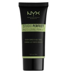 NYX Professional Makeup Studio Perfect Primer in Lavender Makeup Primer, Face Primer, Makeup Dupes, Foundation Primer, Makeup Brush, Eyeshadow Makeup, Face Breaking Out, Best Primer, Make Up