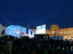 Fest der Freude Heldenplatz  70 years of liberation 8.5.2015
