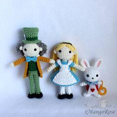Mad Hatter from Alice in Wonderland - CROCHET