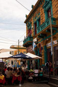 La Boca Restaurant, Buenos Aires, Argentina (by angela11anderson).