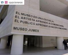 """""""El museo es una escuela..."""" #Repost @cppcisneros  21 NOV   Luis Camnitzer discutirá sobre la aproximación que empleó al escribir la Guía para Maestros que acompaña Bajo un mismo sol: Arte de América Latina hoy. @MuseoJumex #BajoUnMismoSol"""