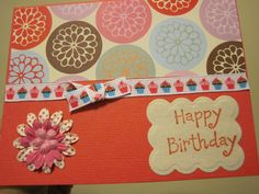 Image detail for -Mom of 2 Monsters Blog: No Cricut Birthday Card - easy peasy
