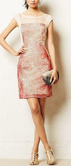 stitched dress