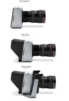 Cinema Camera by Blackmagic